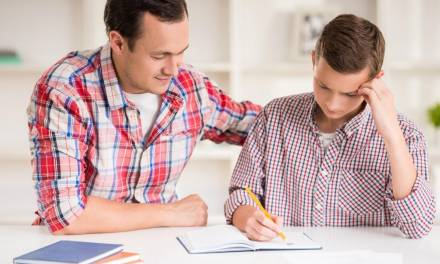 How parents can help their children study for exams